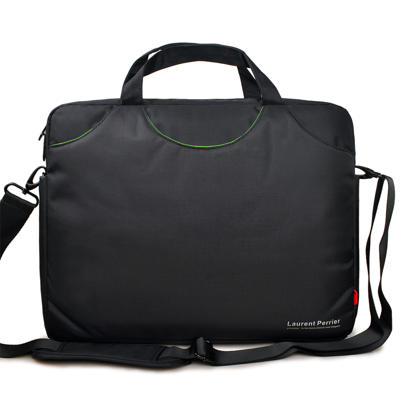 Computer bag laptop bag shoulder messenger laptop bag business briefcase 13 inch 14 inch men and women