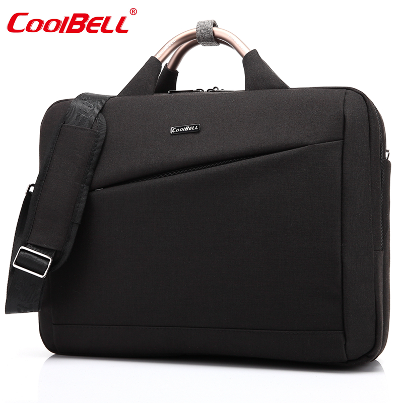 Cool bell computer bag 15.6 inch laptop bag laptop shoulder messenger bag men and women business handbag