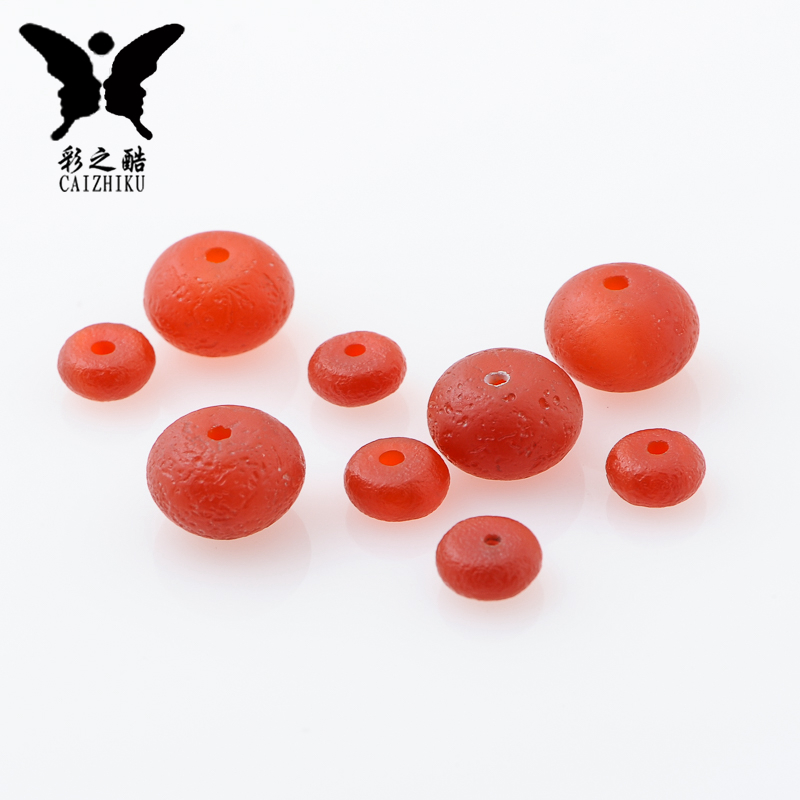 Cool color-the gobi natural agate beads abacus beads spacer spacer beads tibetan prayer beads diy handmade beaded accessories