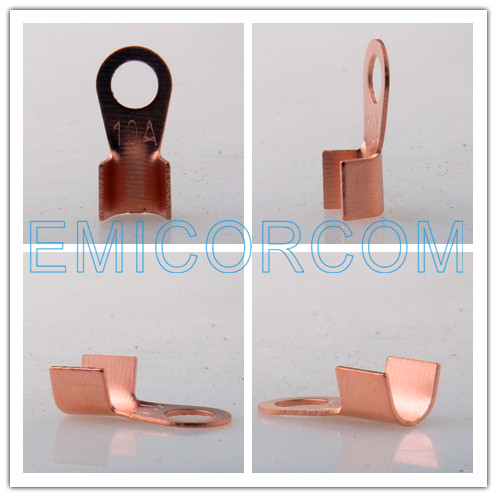 Copper lugs/copper open your mouth and nose/wire connector/ot-10a/copper terminals 1 a wrap for sale
