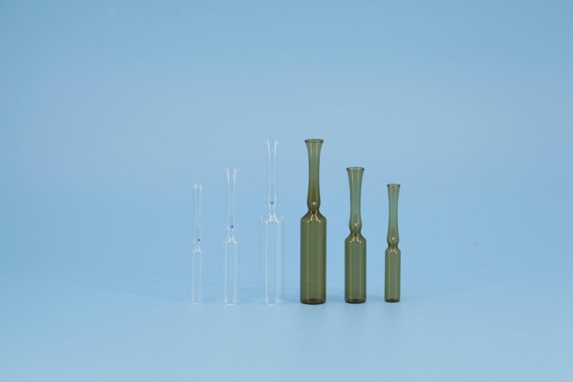 Core siliconvalley ampoule A5703 medicine with a neutral borosilicate curved neck frangible ampoule bottle, 2 ml-10 Ml