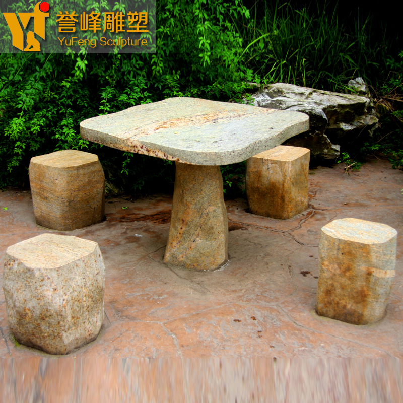 [Cosmos] beige danzhuoshideng sculpture garden ornaments danzhuoshideng natural stone carving stone carving