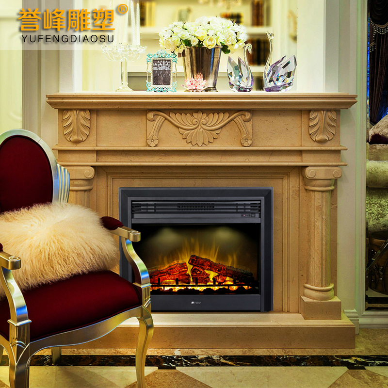[Cosmos] roman mantel sculpture classic european decorative fireplace stone fireplace mantel fireplace