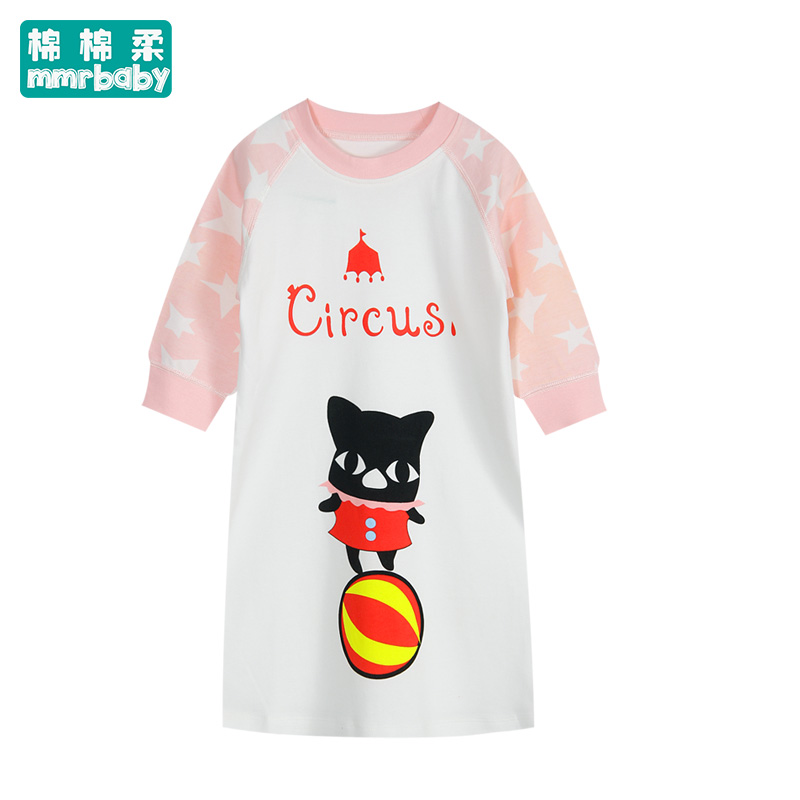 7a06f76757 Get Quotations · Cotton soft baby pajamas children s pajamas kids tracksuit baby  boys and girls cotton skirt spring and