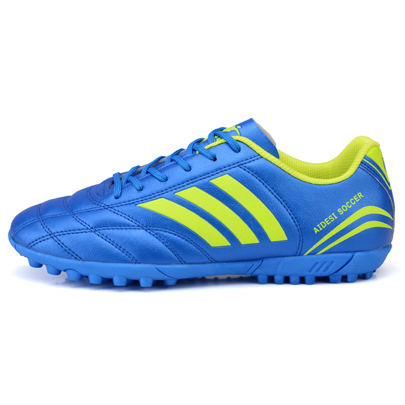 Counter genuine broken nails artificial turf soccer shoes for men and women child student a small children soccer shoes slip resistant