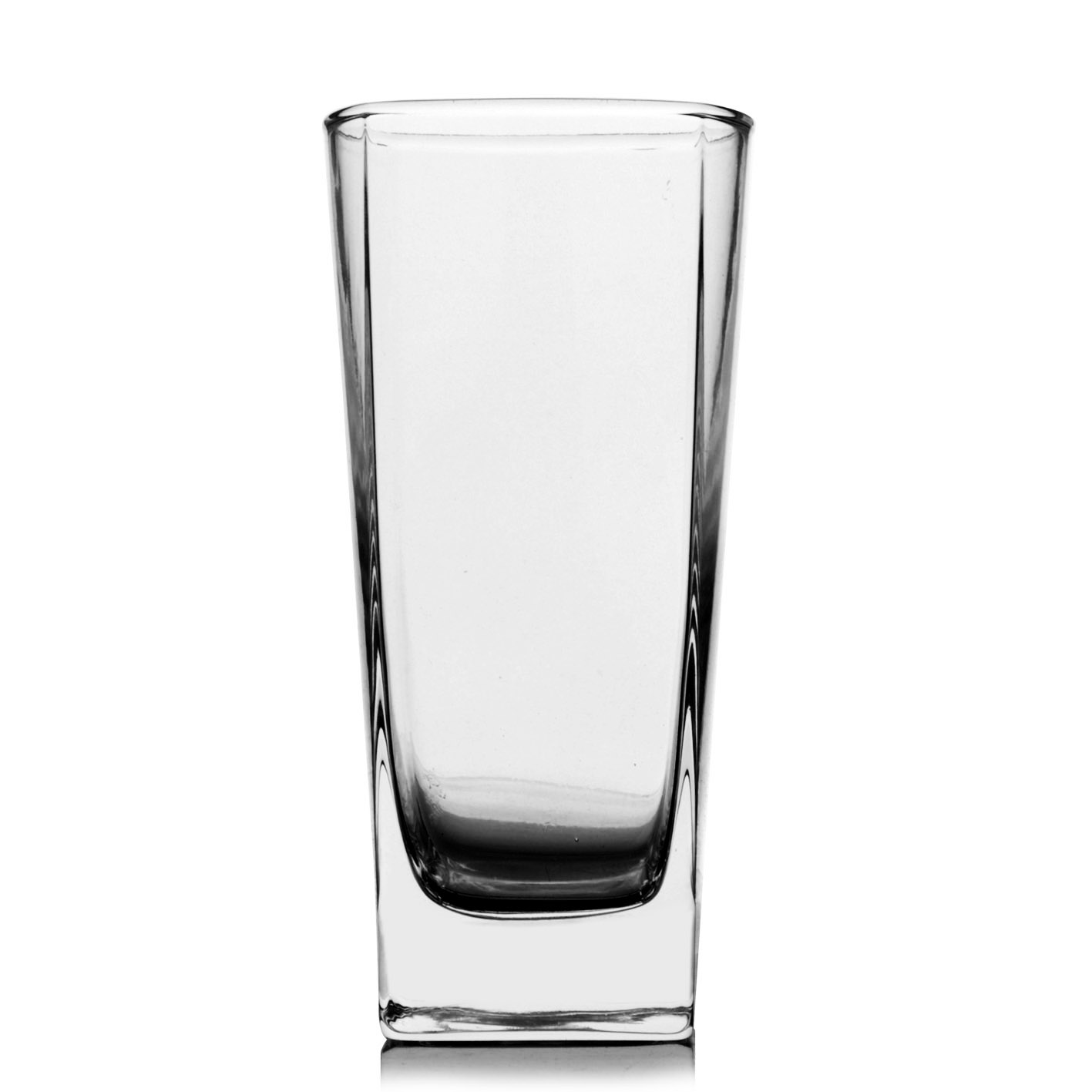 Creative exquisite 300ML quartet transparent glass cup cup cup cup milk creative juice cup glass cups