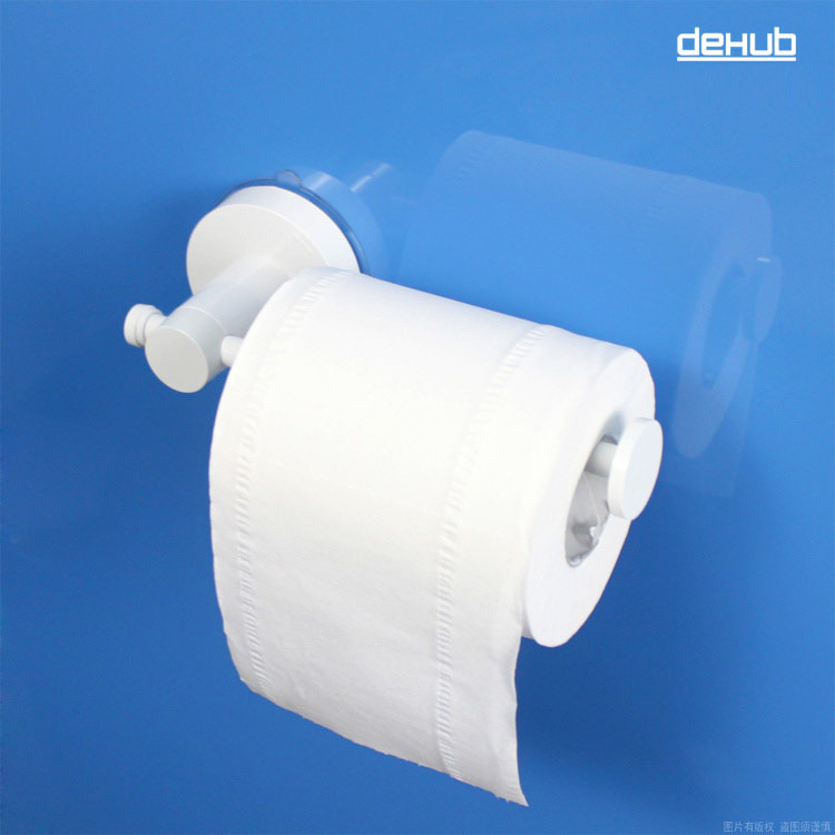 Creative korea dehub super sucker towel rack towel rack toilet toilet toilet tissue box sucker waterproof roll holder