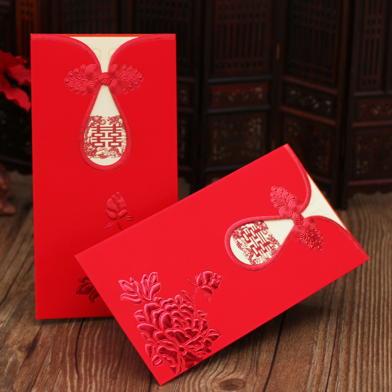Creative wedding invitation wedding invitations wedding invitations wedding invitation card invitations custom printed invitations chinese style gilt