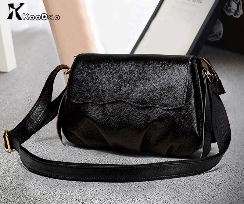 Custom bags koodaokoodao new korean version of the simple diagonal bag ladies shoulder bag messenger bag female c23