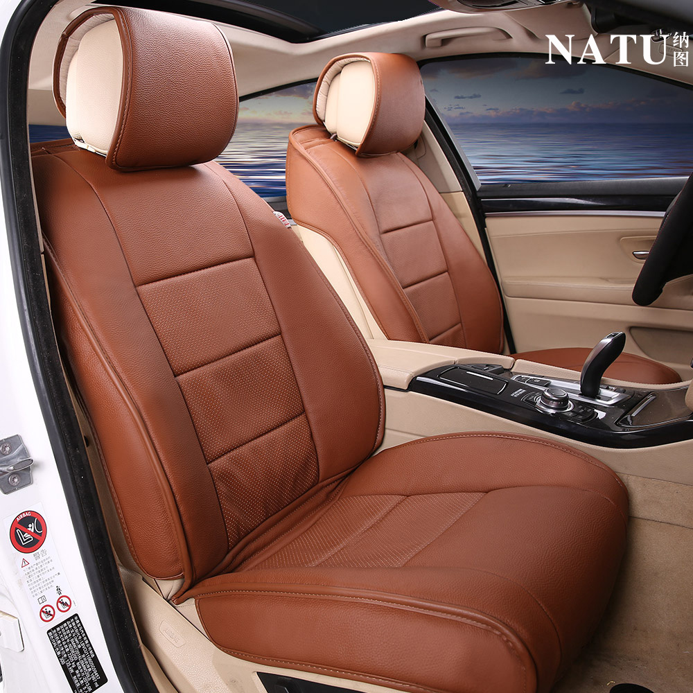 Custom seat cushion special leather upholstery buicks weilang/baojun 560/byd tang/song/gs5 subscription