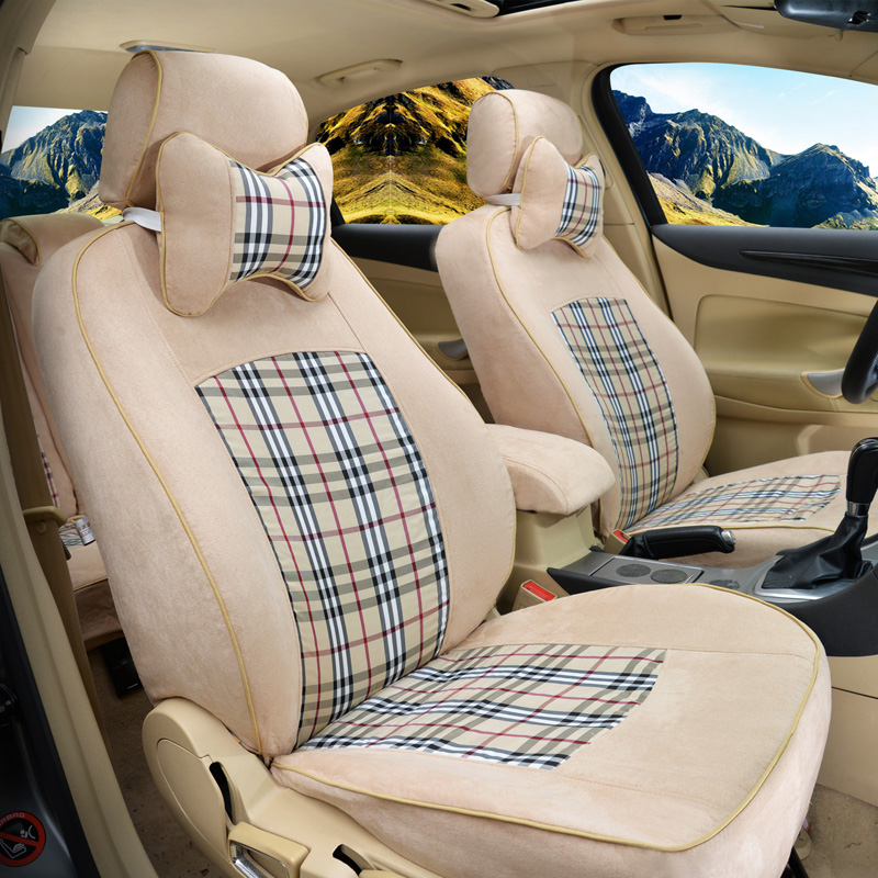 Get Quotations Custom Volkswagen Beetle Phaeton Scirocco Car Special Seat Cover Plaid