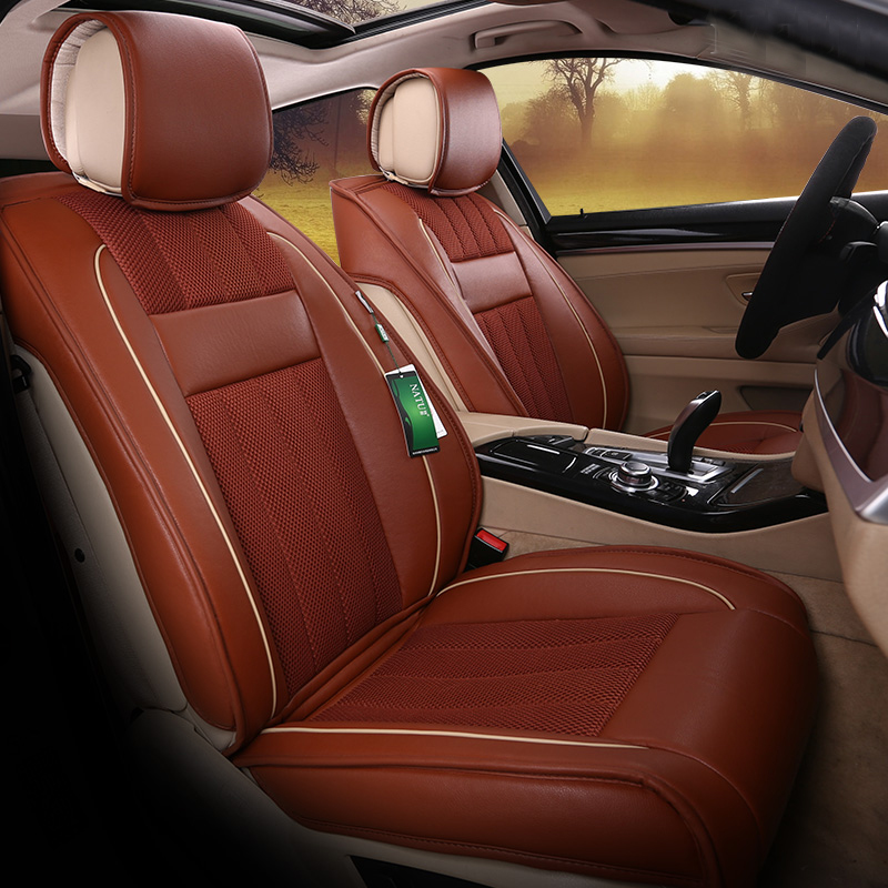 Customized special car seat summer old volkswagen new passat b5 passat polo polo touran cushion