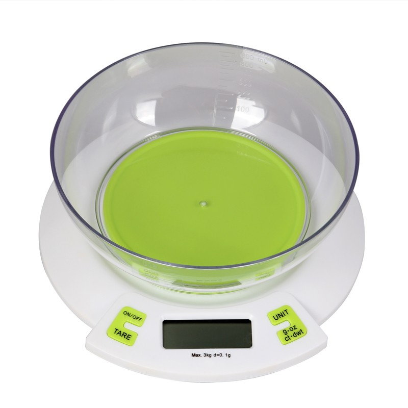 Cute mini kitchen scales home baking scale electronic scale kitchen scale kitchen scale mini electronic scale food called gram scales