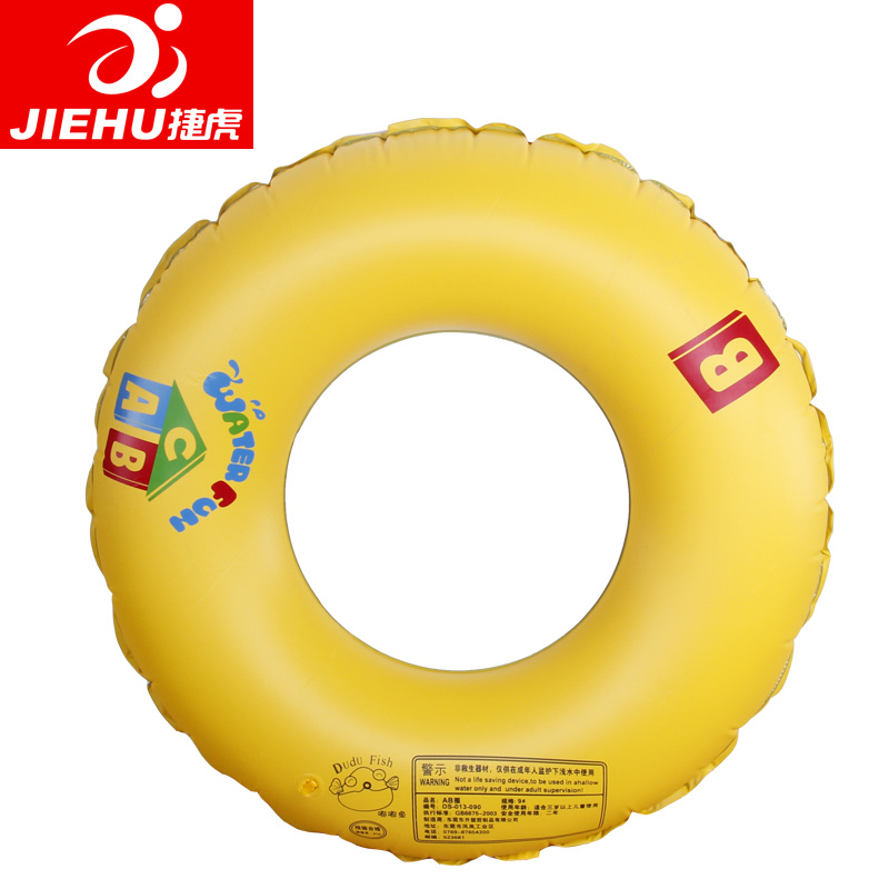 Czech tiger swimming ring thickening adult children swimming laps swimming equipment for men and women hot springs bathing suit learn to swim swim ring life buoy shipping