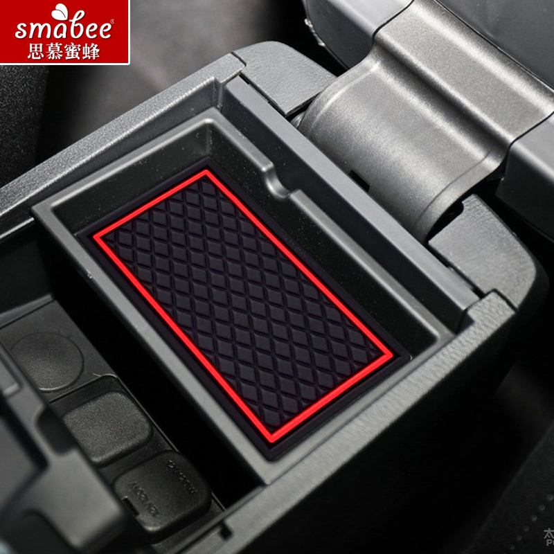 Dedicated mazda cx-5 cx-7 cx-4 gate slot pad water coaster car interior refit storage tank skid pad
