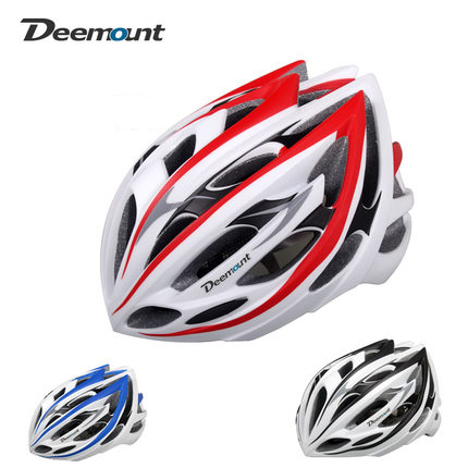 Deemount bike bicycle road bike mountain bike riding helmet integrally molded lightweight helmet male