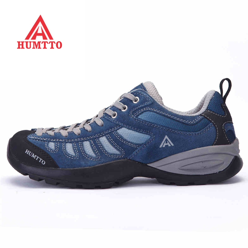 Defended passers outdoor climbing shoes breathable waterproof men's new winter 4748 large size shoes hiking shoes couple shoes 46