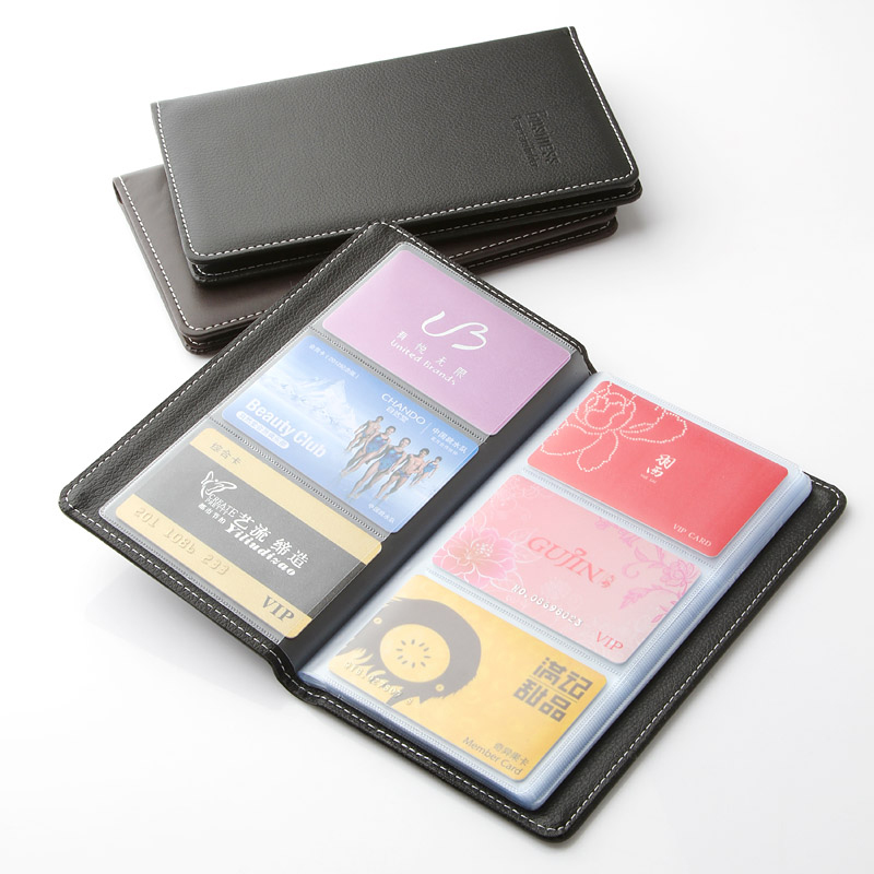Deli 5791 card book business card holder 120 card bag business card book binder large capacity card book business card of this