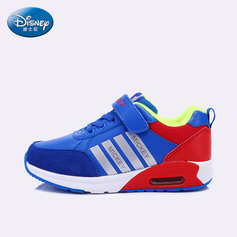 Disney children's shoes girls shoes cushion running shoes in children 2016 new fall fashion sports shoes boys