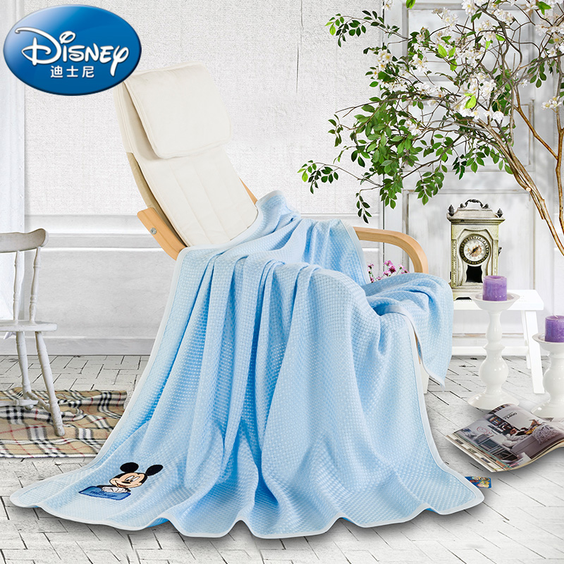 ee468761d5 Get Quotations · Disney disney cartoon bamboo fiber blanket blanket summer  air conditioning blanket baby blanket siesta blanket