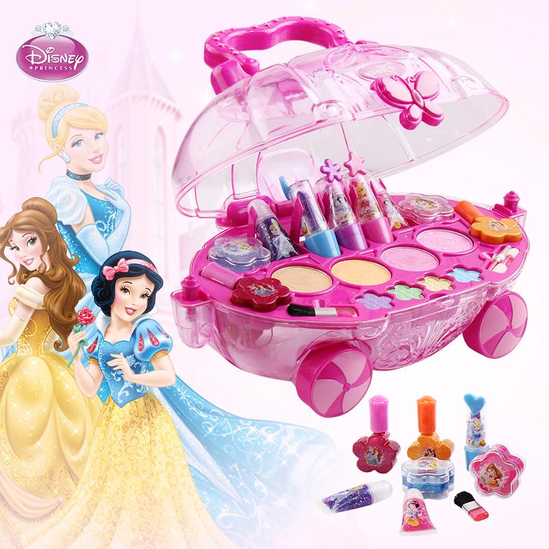 Able Princess Makeup Car Childrens Makeup Toy Set Play House Cosmetics Princess Makeup Car Childrens Makeup Toy Set Make Up Toy Pretend Play