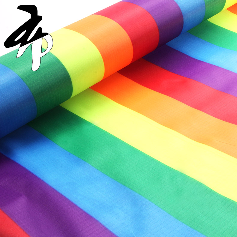 Diy kite kite kite fabric material polyester cloth kite kite 210 plaid gingham cloth color of the cloth plain cloth