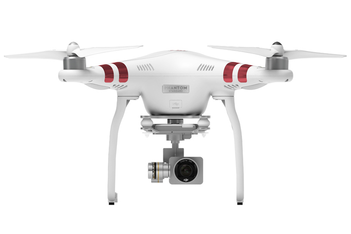 Dji dajiang elf 3 backgroundphantom 3 standard intelligent remote control aerial drone quadrocopter