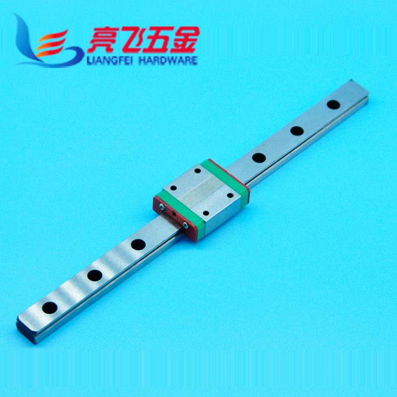 Domestic boutique small miniature linear guide rail linear guide rail linear guide rail slider mgn15c rsr15v