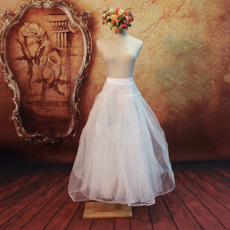Door of the bride wedding dress special skirt | panniers | petticoats, natural features punta boneless panniers 008
