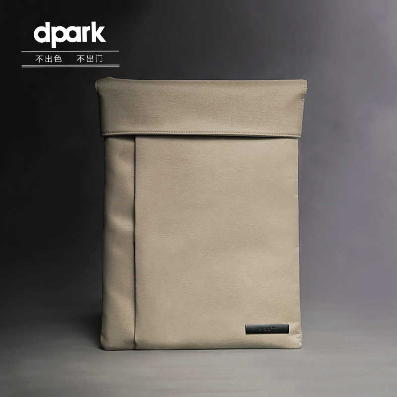 Dpark microsoft surface pro3 pro4 portable fashion sleeve protective sleeve tablet 12 minimalist bag