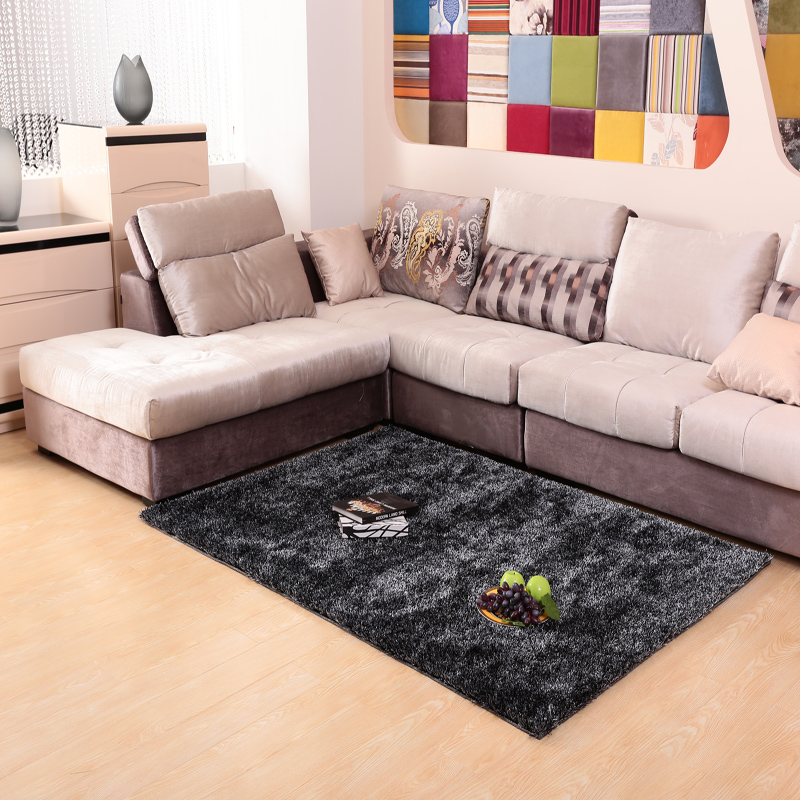 [Dream] genuine jills disposable superdense liangsi korean silk carpet specials living room coffee table bedroom carpet