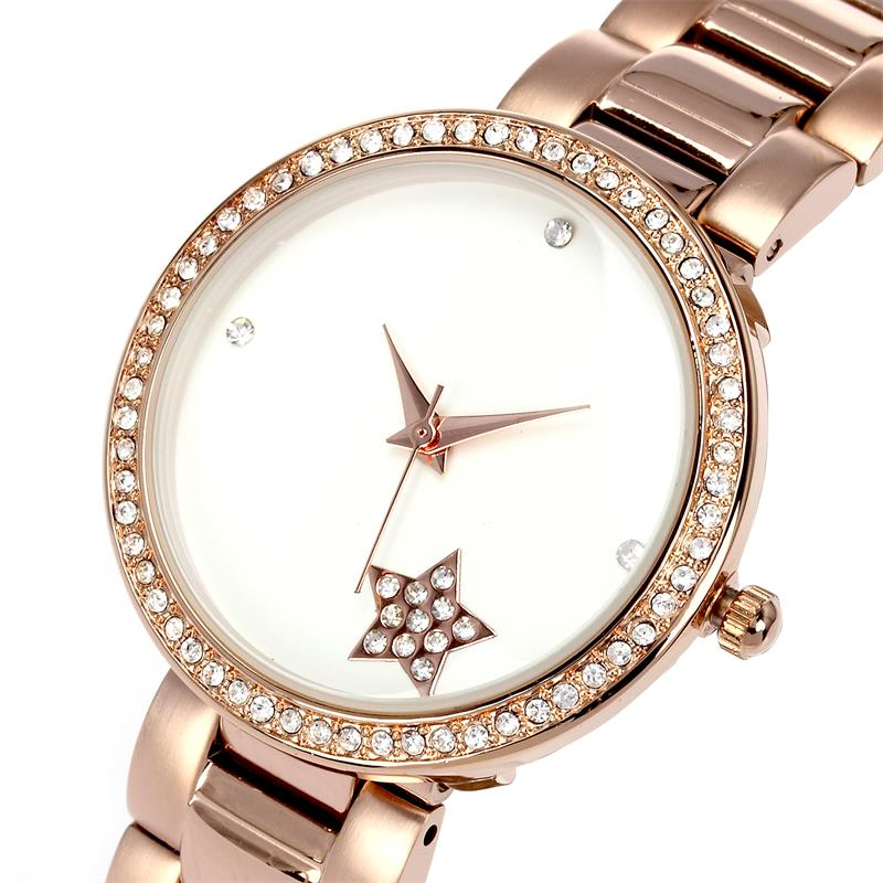 Dream love good quality quartz watch trend watch gilded gift female waterproof watch popular