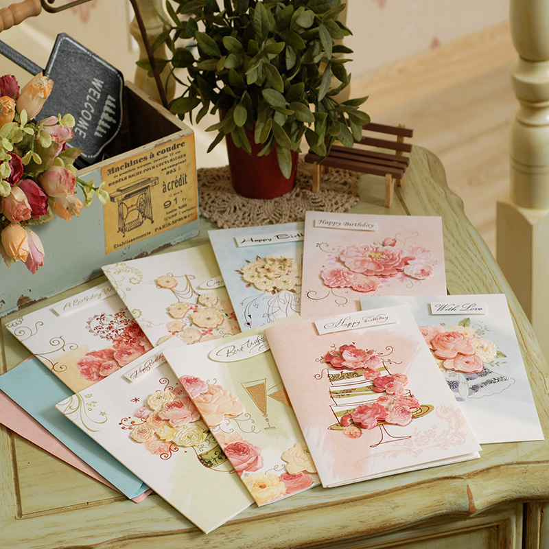 get quotations dreamday decalcomania tens of thousands of large three dimensional greeting cards with card valentine card