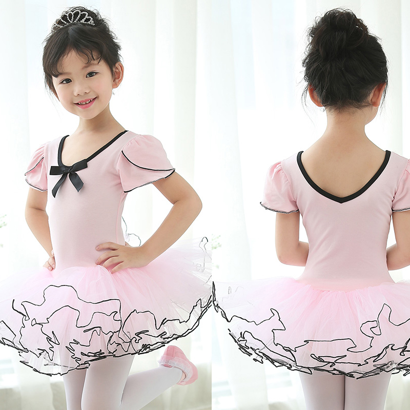 Dress-2007 children ballet dance performance clothing children dance ballet skirt tutu skirt girls clothes and ballet