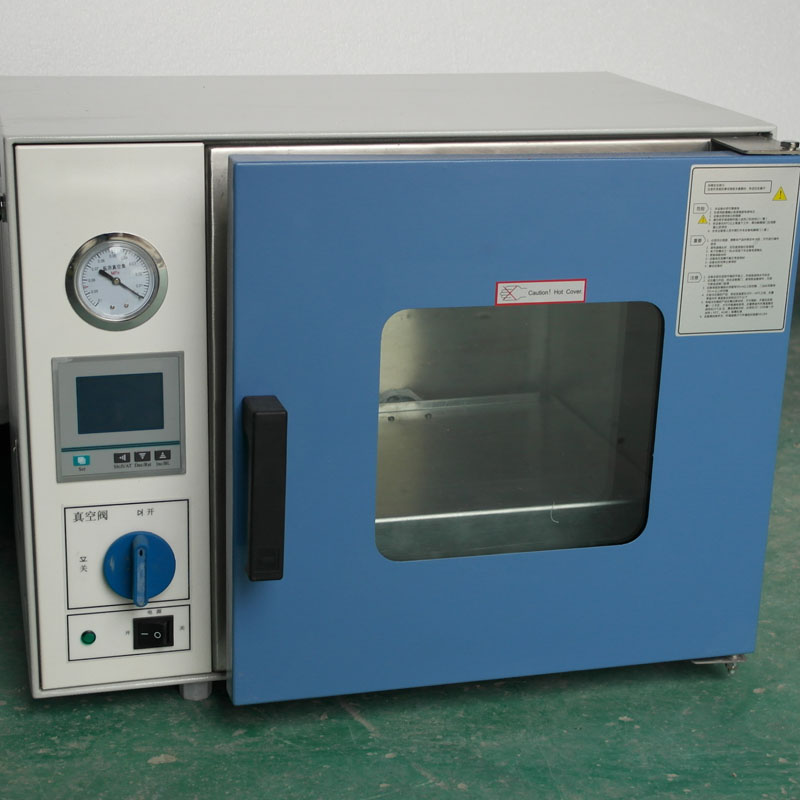Dzf Vacuum Oven Heated Dry Box Stainless Steel Liner Heating