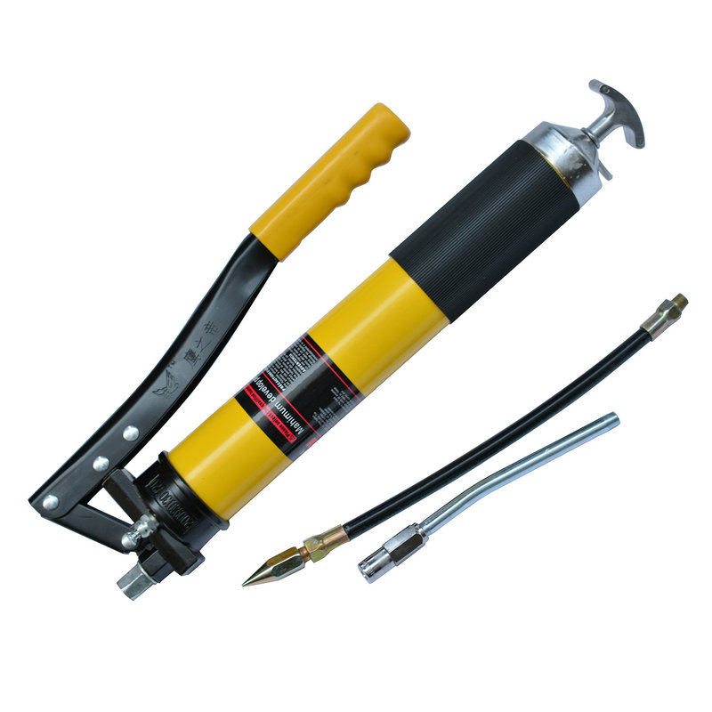 Eagle emperor double pump 209 manual grease gun 600cc manual grease gun grease gun manual YZD50018