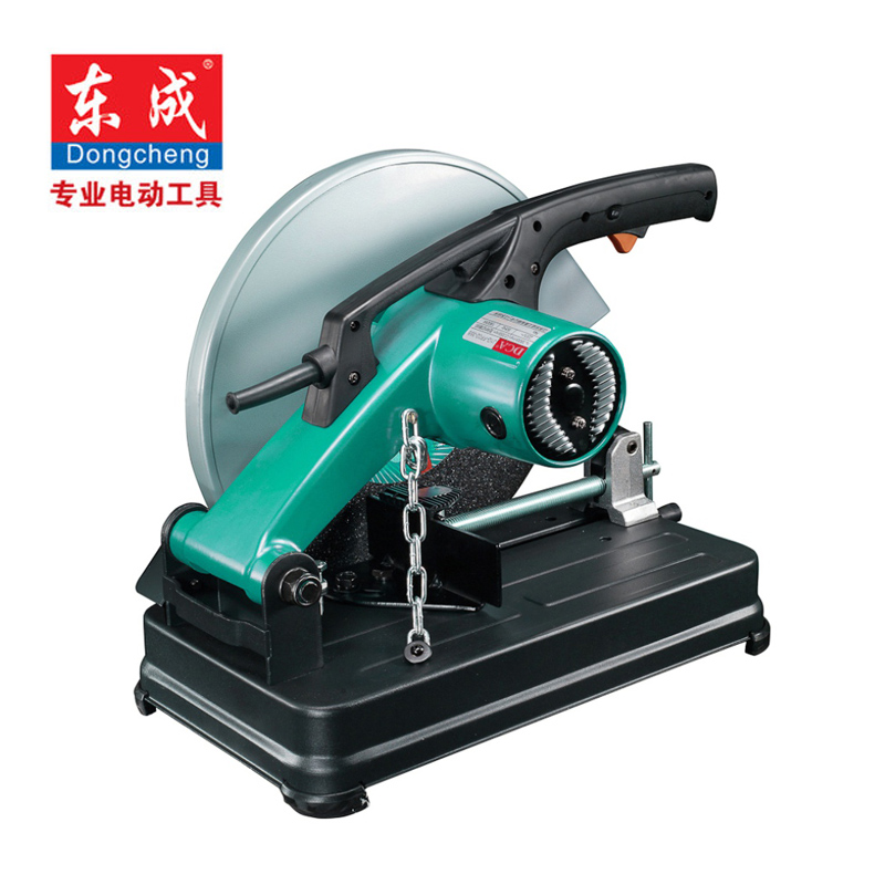 East into dca j1g-ff02-355 steel machine electric power tools stone cutting machine wood aluminum profiles
