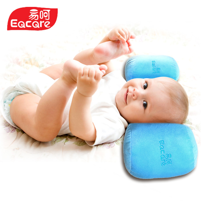 Easy adjustable multifunction oh buckwheat pillow baby pillow shape to correct migraine rollover free to send mat