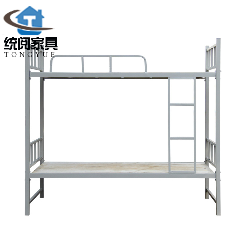 Ec read school dormitory bunk bed metal frame bed site factory employees bed bunk bed