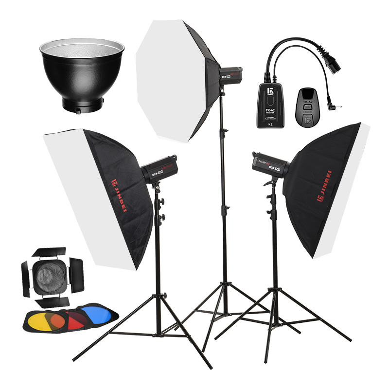 Ecv w kimbe studio flash photography light photography studio studio studio single lamp dome light kit