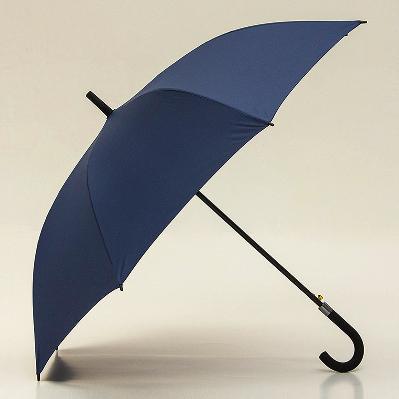 Edge clear of the corporate business gifts customized advertising umbrella skillet large umbrella curved handle umbrella printed logo printing