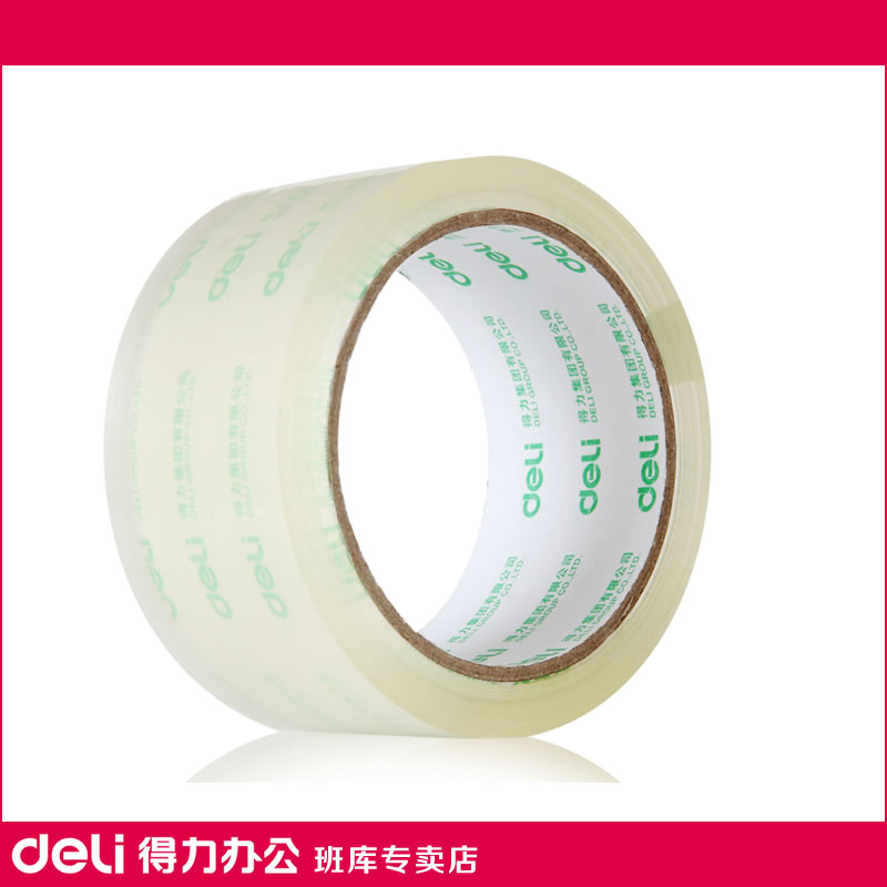 Effective sealing tape transparent tape tape tape 48mm x 60 y/1 roll of packing tape 30203