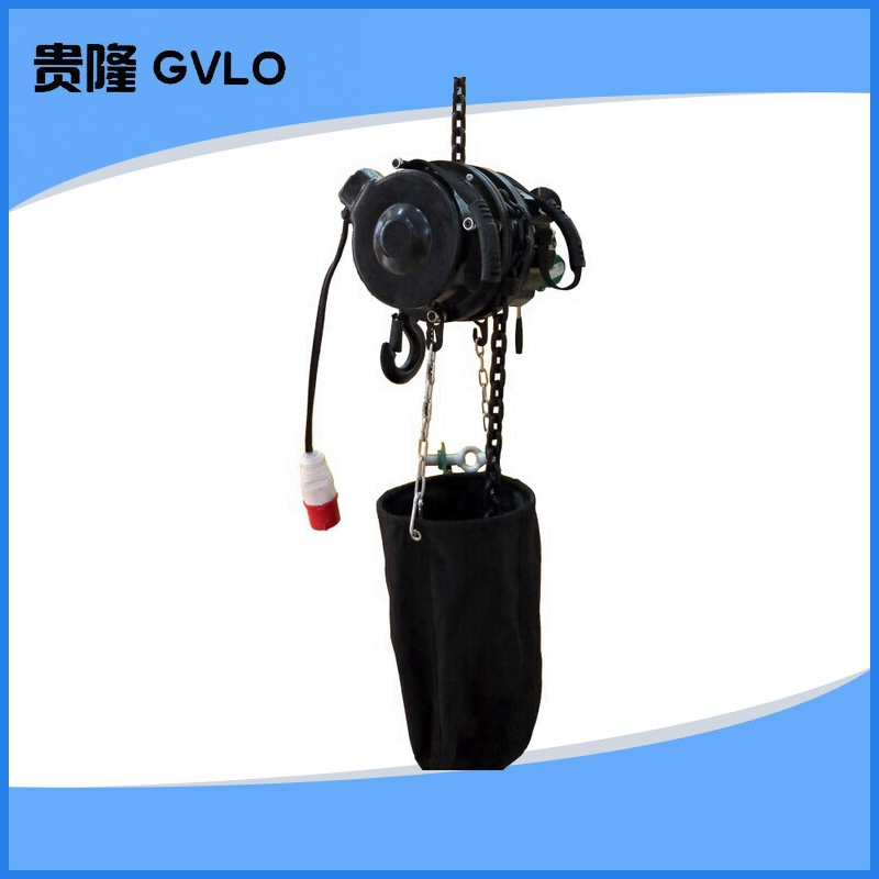 Electric chain hoist/chain hoist/hoist/hoist upside down special stage lighting