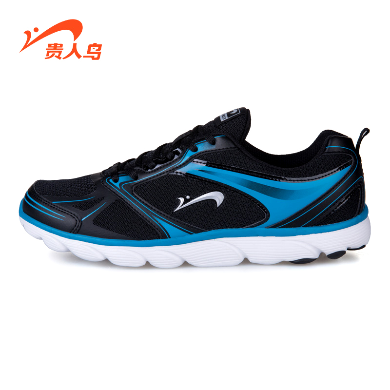 Elegant birds more authentic men's running shoes in summer and autumn 2016 new sports shoes wearable lightweight breathable men running shoes will be
