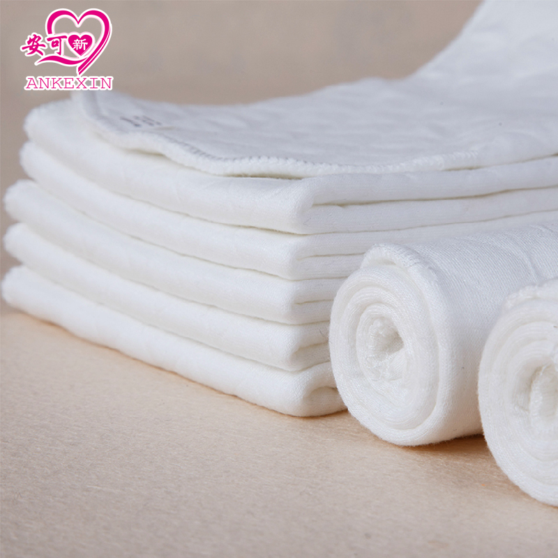 Encoreter new ecological cotton double spring and summer breathable washable diapers washable diapers newborn baby special baby article 8