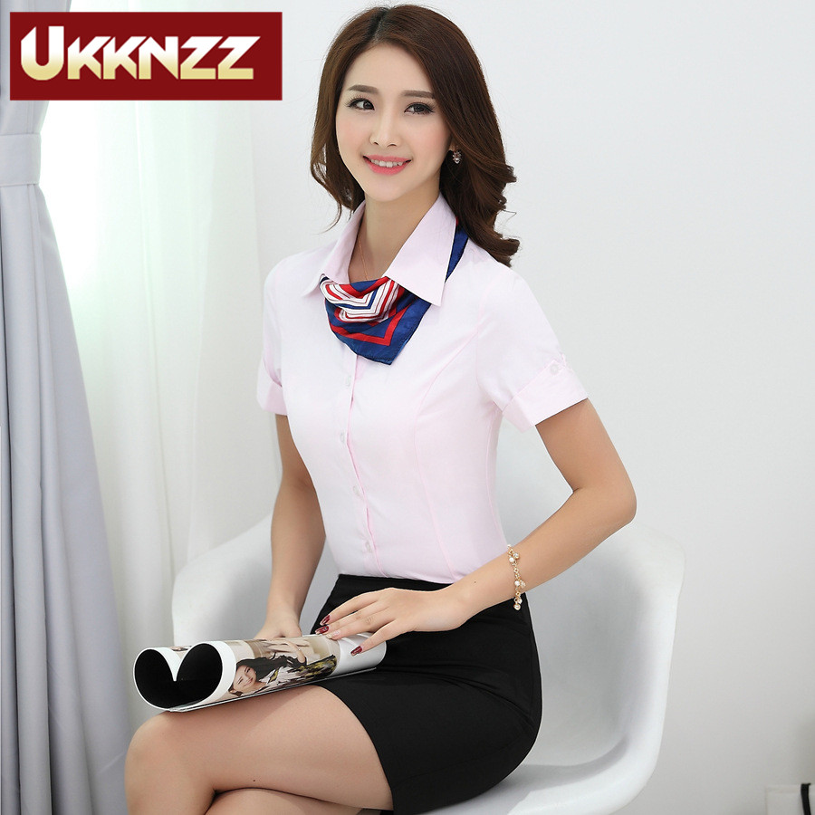 End custom brand ukknzz professional work uniforms skirt suit interview suits hotel reception units