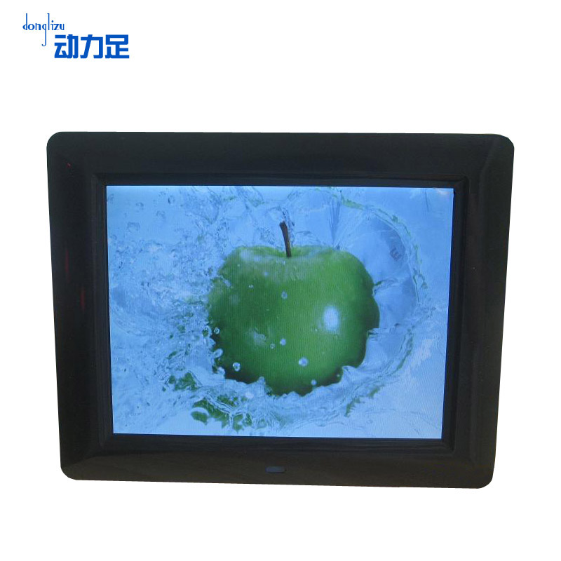 Enough power 8 digital photo frame digital photo frame advertising electronic photo frame creative album album with lithium battery
