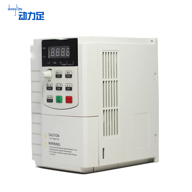 Enough power three-phase universal inverter inverter 1.5kw380v three-phase inverter energy saving speed controller