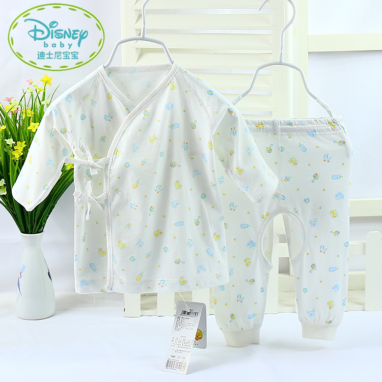 Enphants disney baby cotton lace underwear sets baby contract new born child underwear suit 2016 spring new