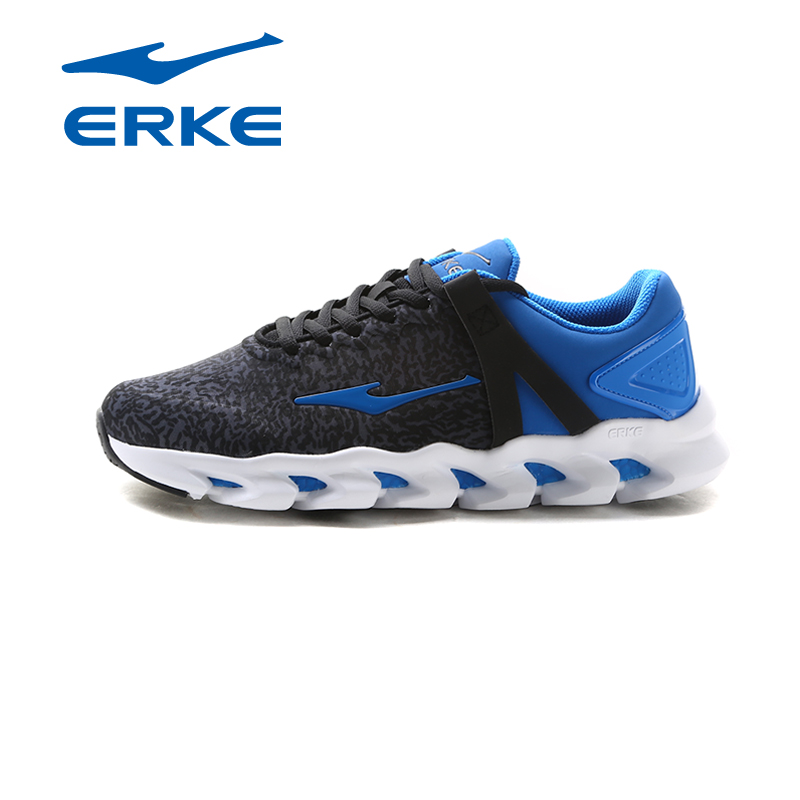 Erke erke authentic men's shoes comprehensive training shoes new fall in 2016 by shock men and comprehensive training shoes foot care